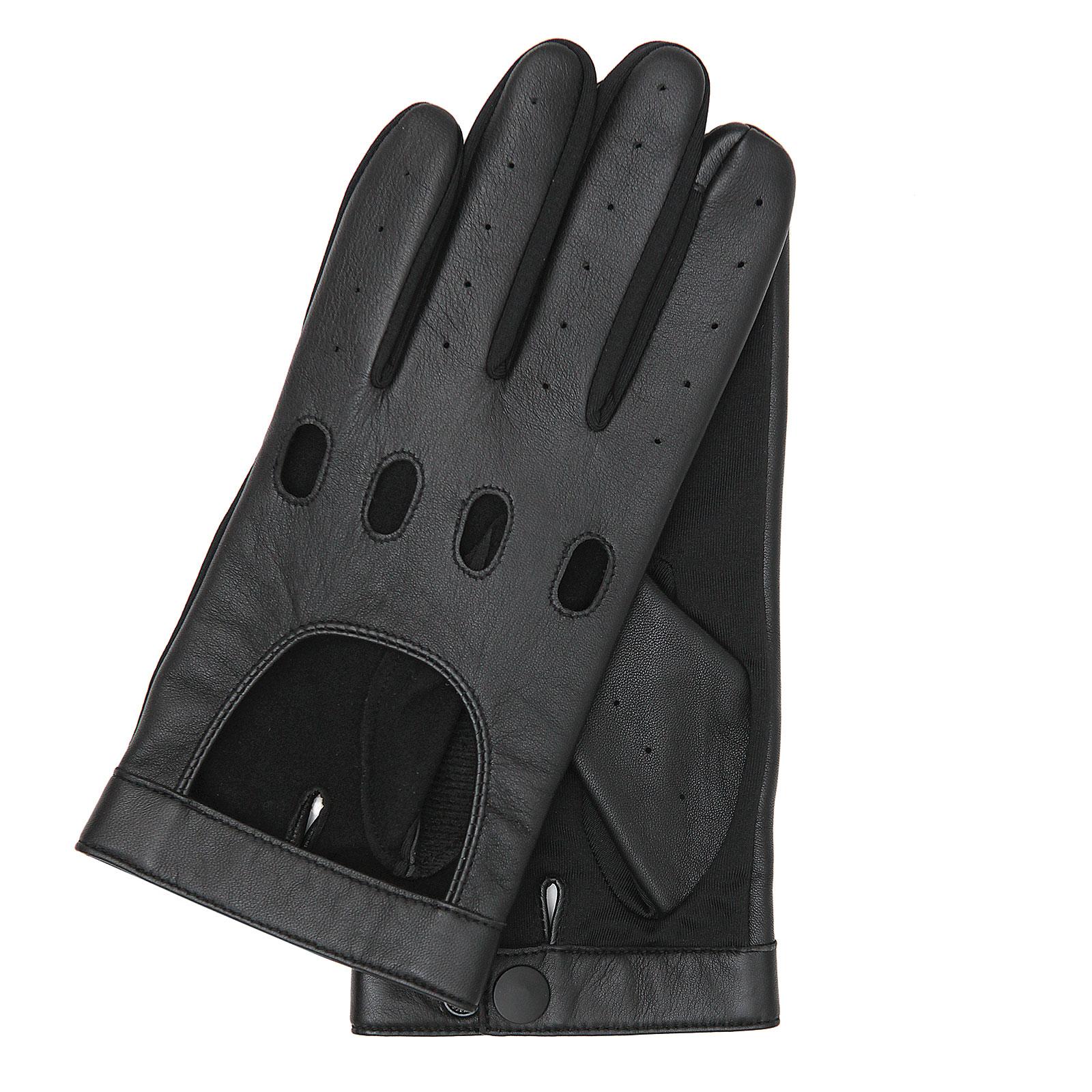 Miles Driver's Glove black 001