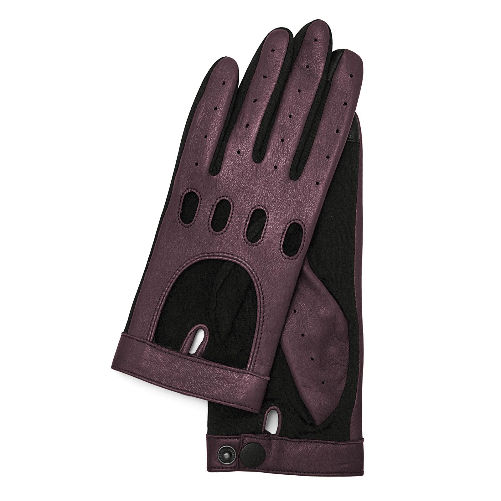 Mia Driver's Glove deep purple 179