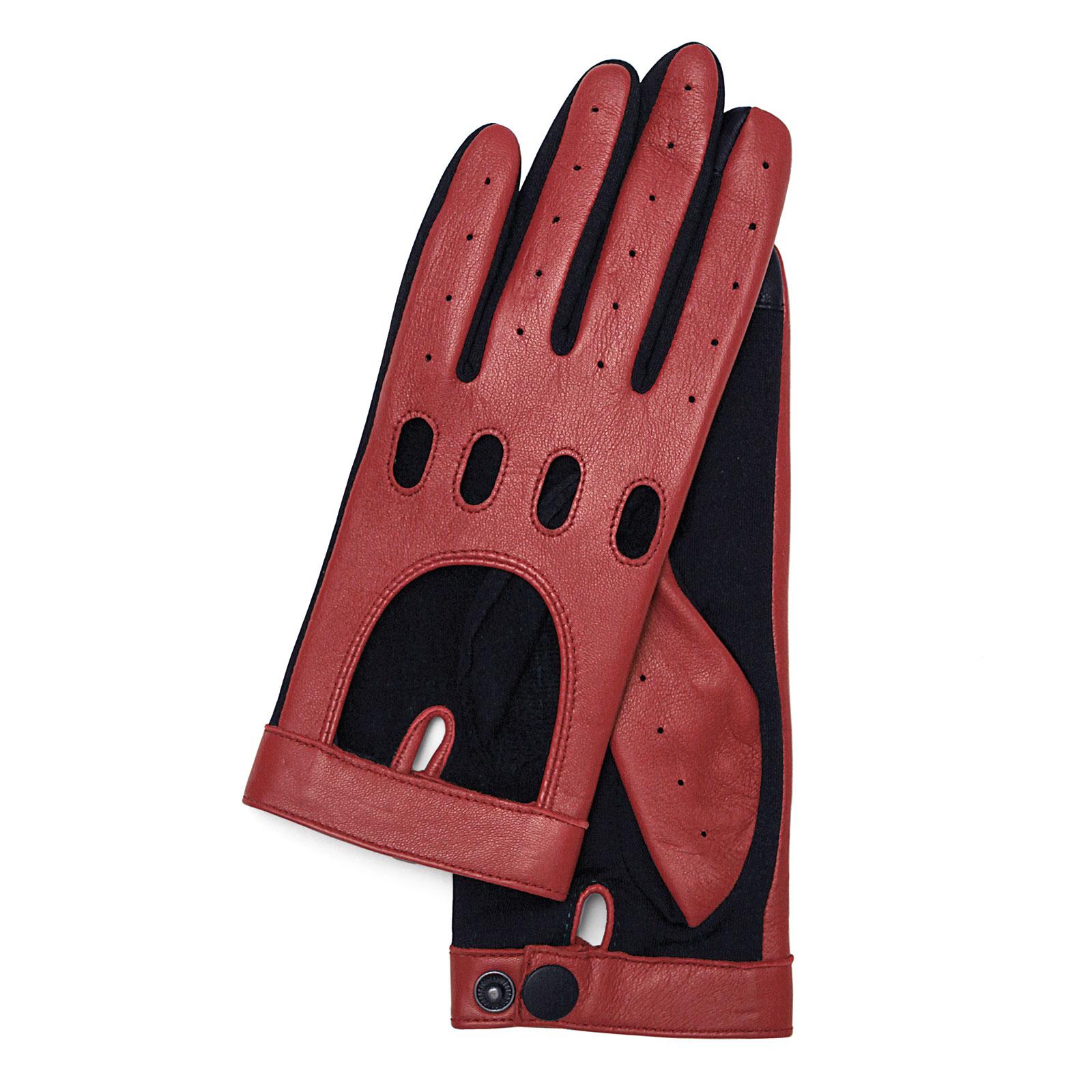 Mia Driver's Glove crimson 219