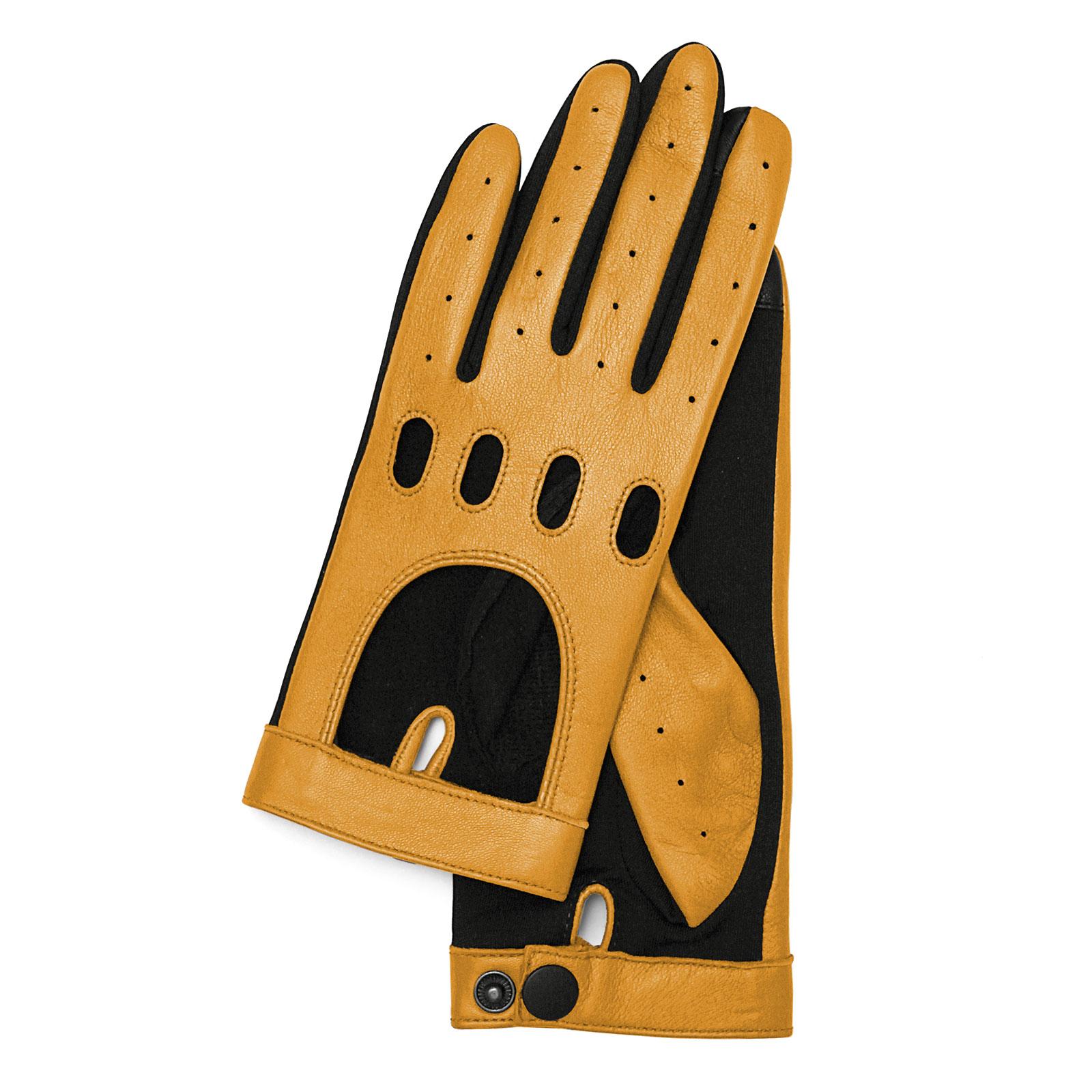 Mia Driver's Glove old gold 410
