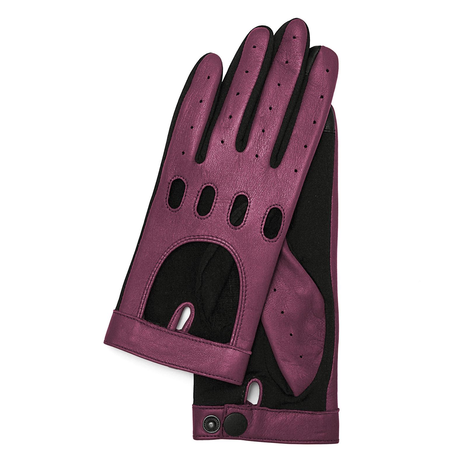 Mia Driver's Glove berry 243