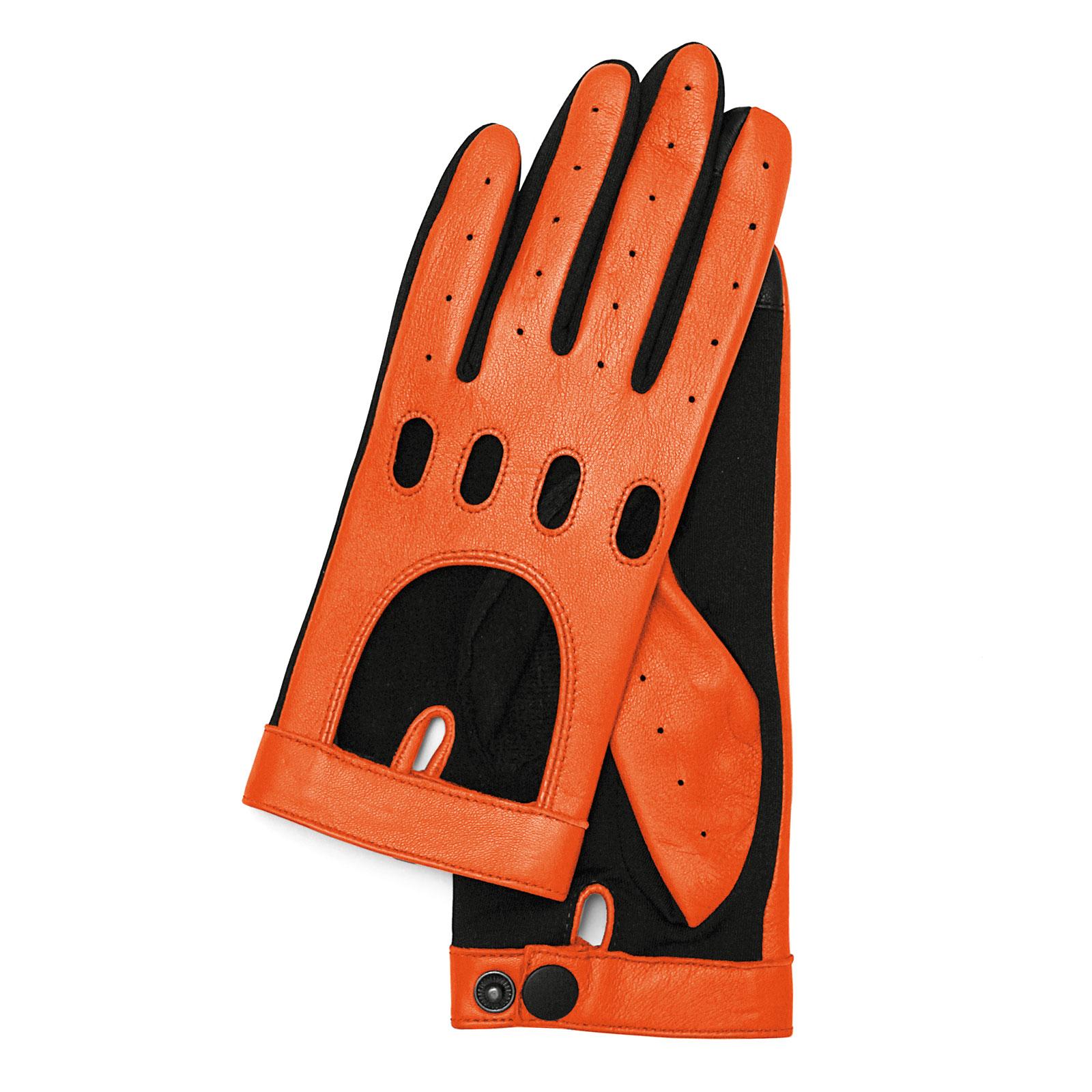 Mia Driver's Glove vermillion orange 452