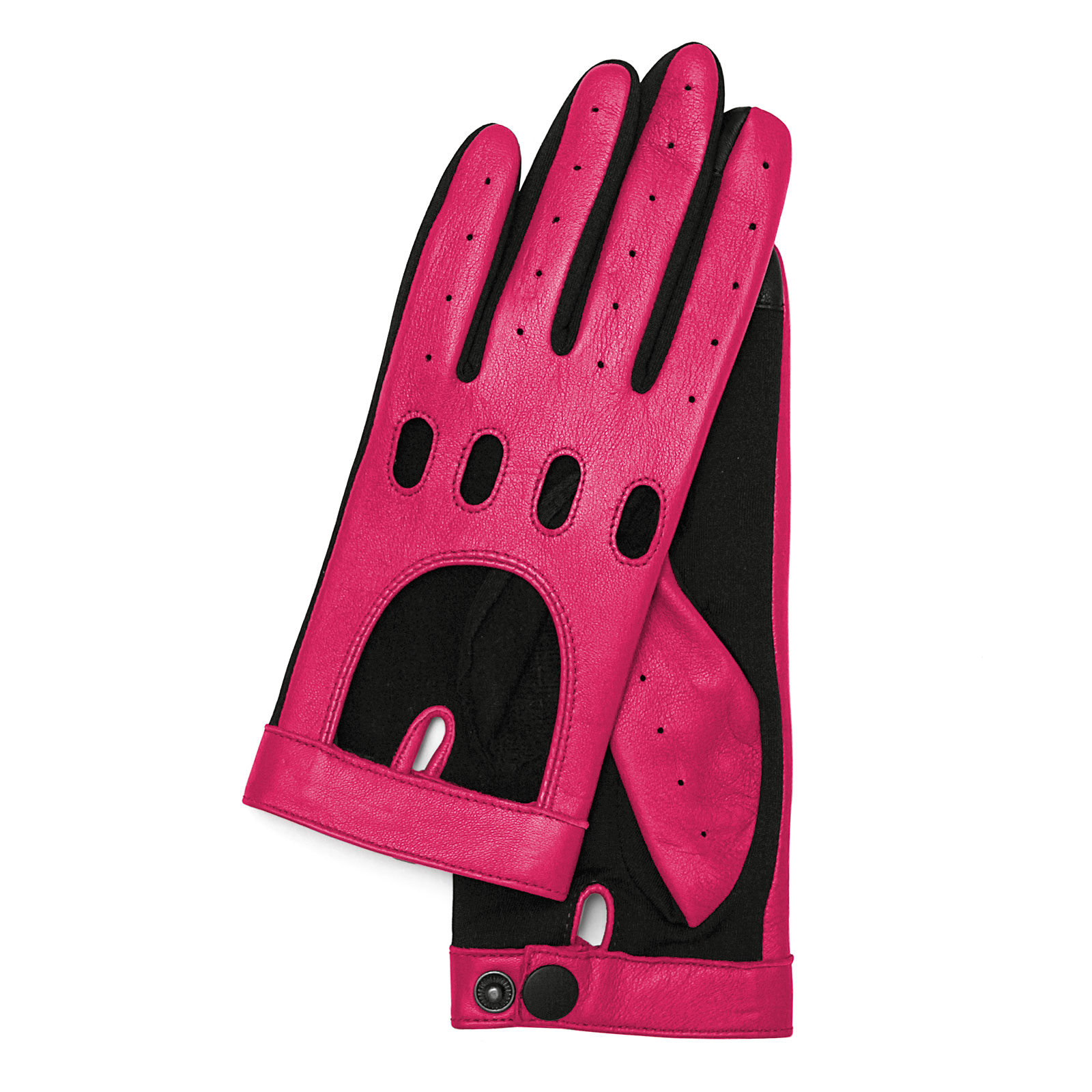 Mia Driver's Glove hot pink 268