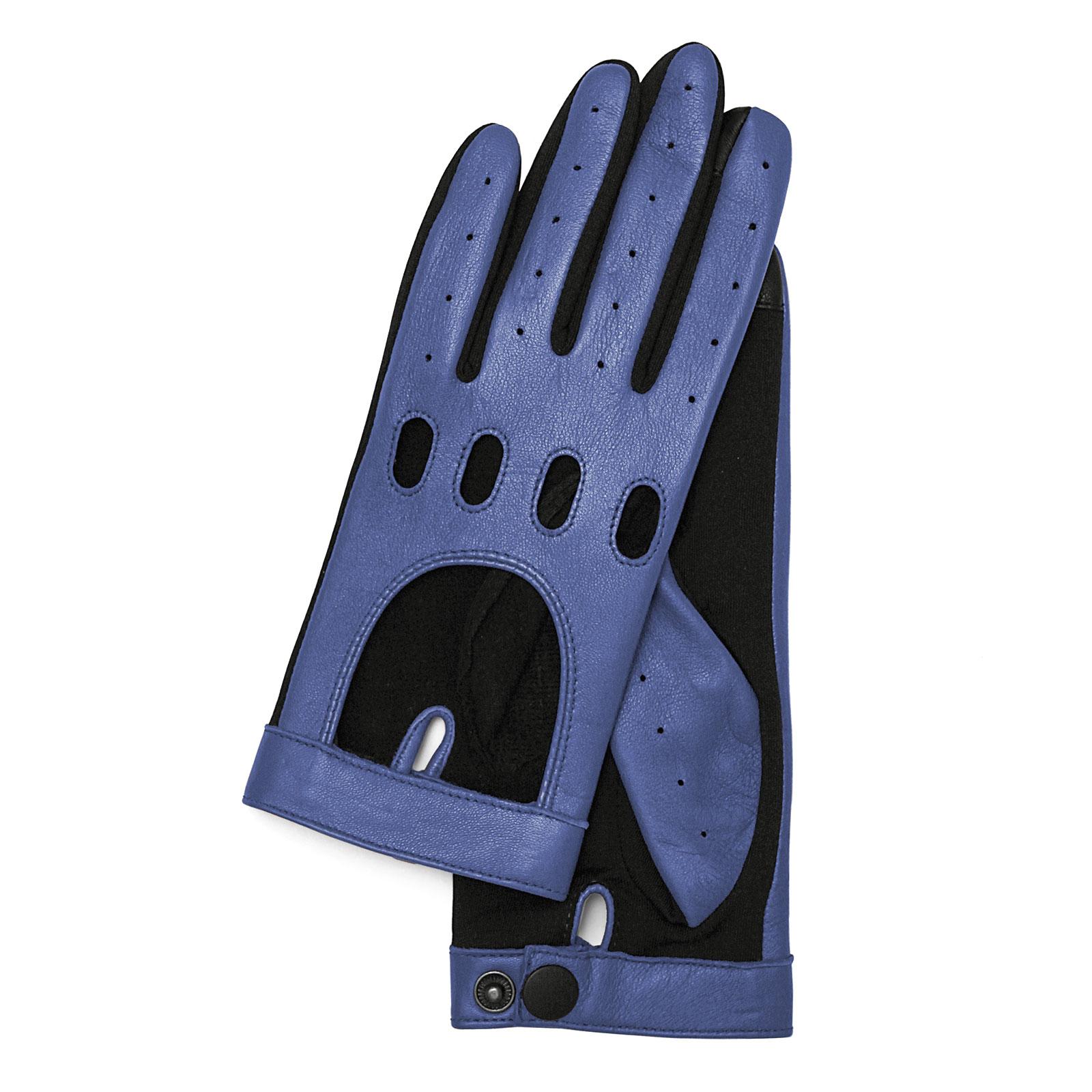 Mia Driver's Glove denim blue 184